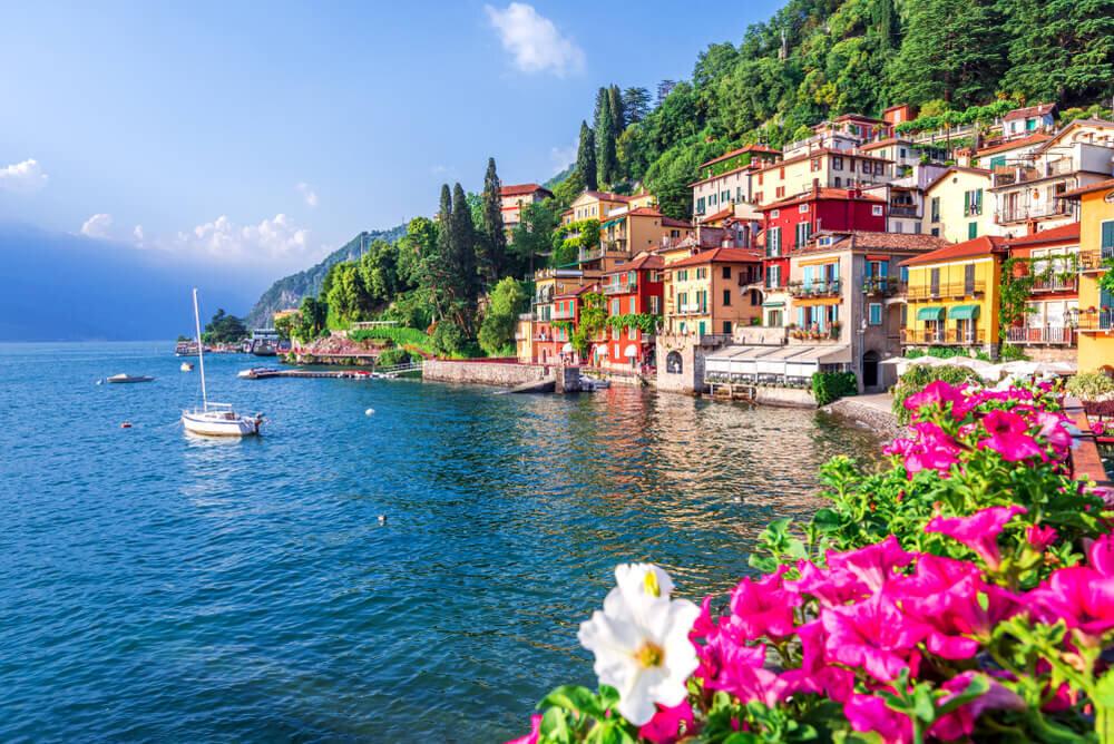 Picture of Como lake