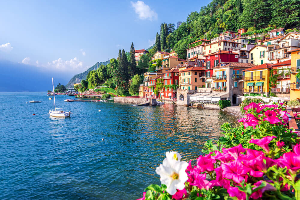 Picture of Como lake