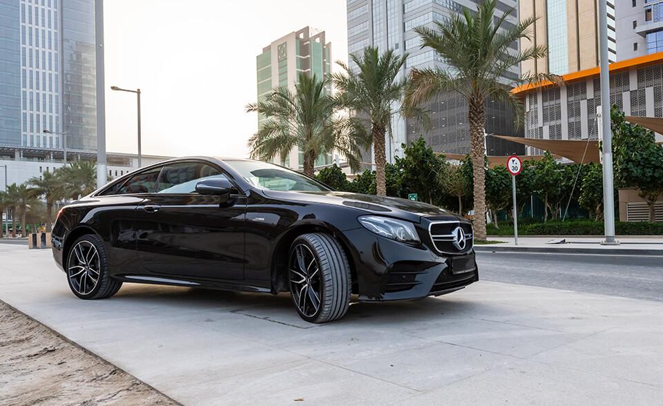 Mercedes car Auto Elite Limo